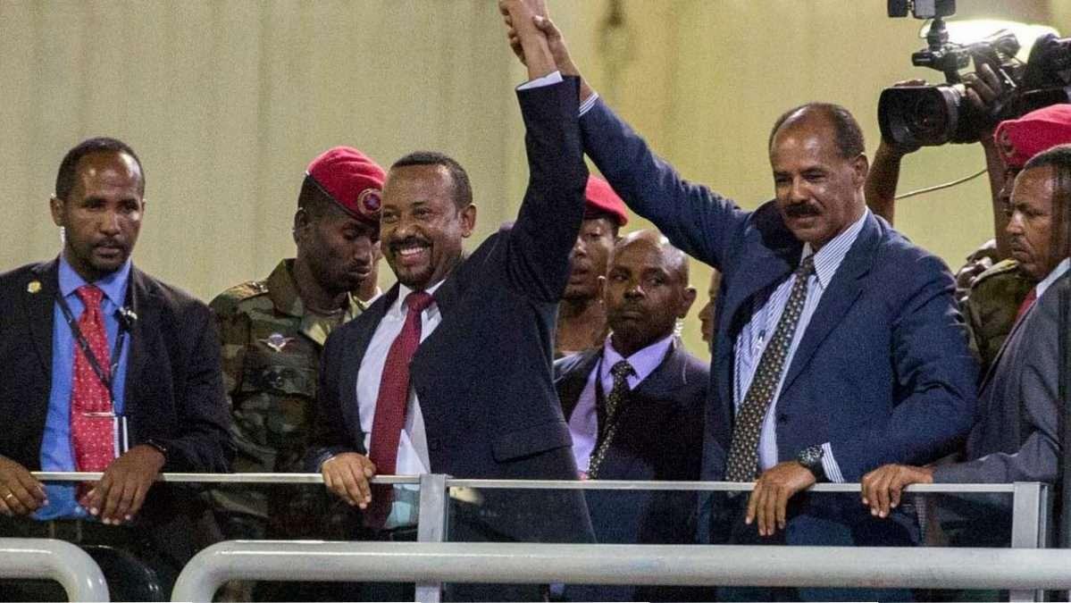 Eritrea libera, pacifica e in piena rinascita
