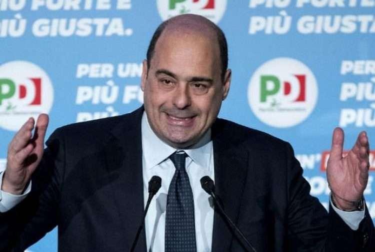 PD, Zingaretti presenta la sua squadra europea
