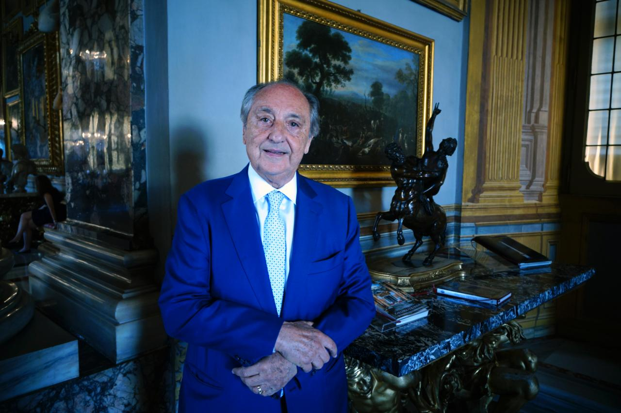 La Sapienza premia Emmanuele Emanuele