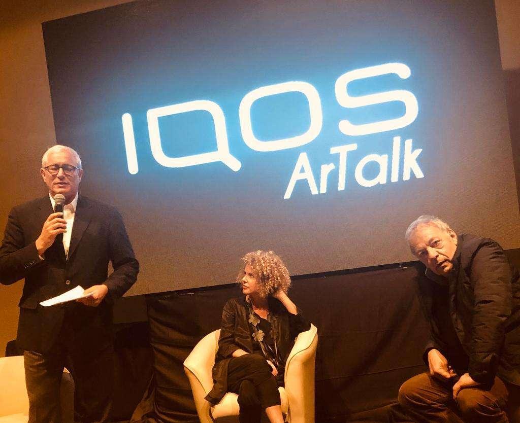 Lecce: IQOS ArTalk con tre maestri della fotografia