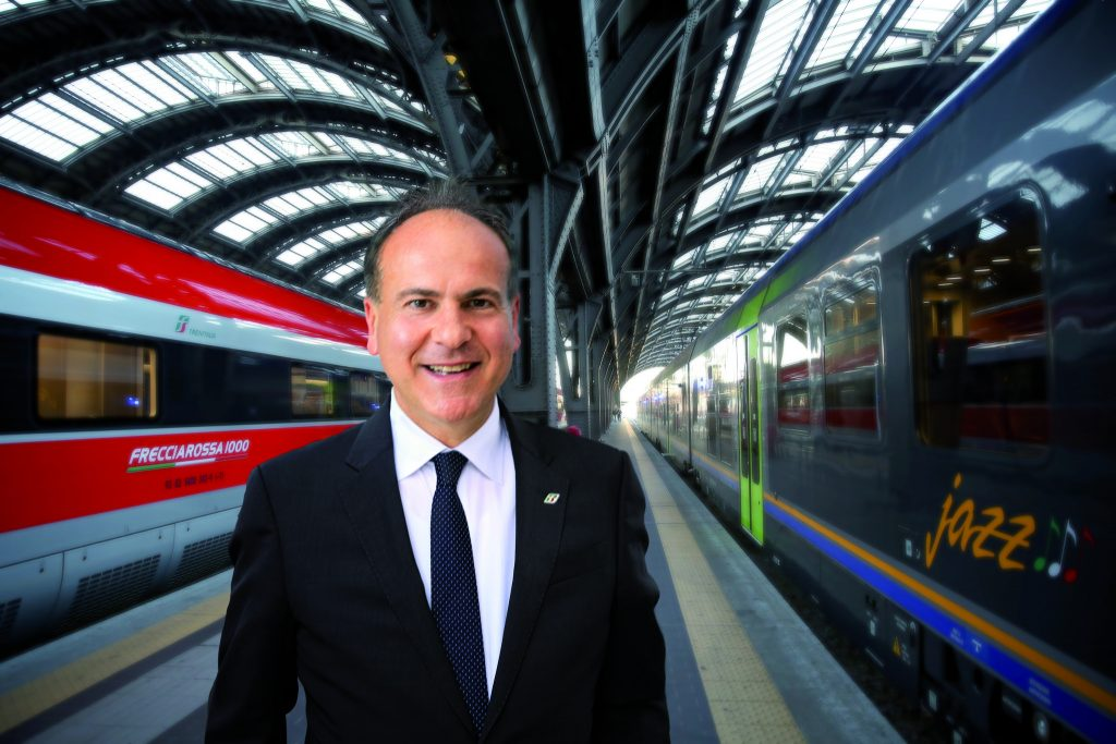 Ferrovie: Battisti mette a segno un bilancio record